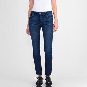 DL1961 Florence Instasculpt Skinny Jeans in Pulse
